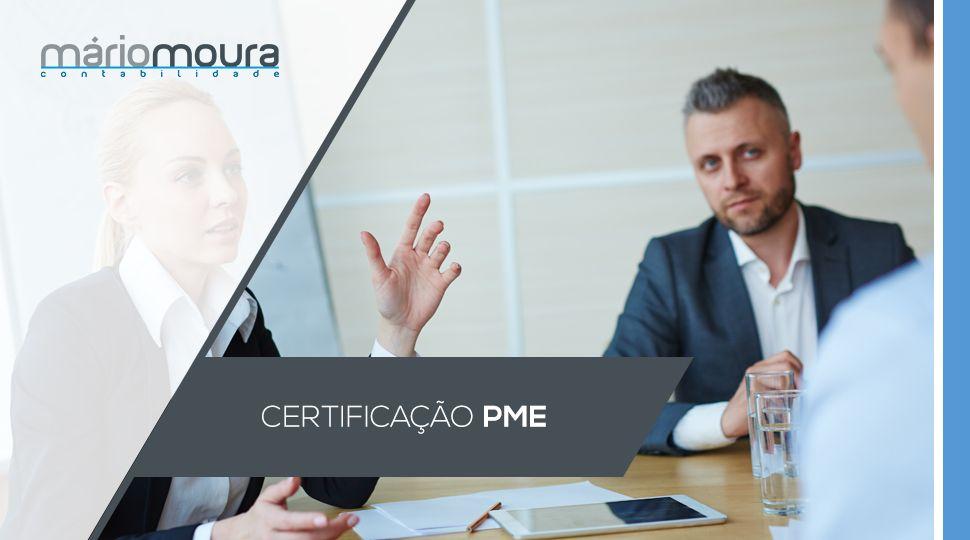 O que é a Certificação PME?