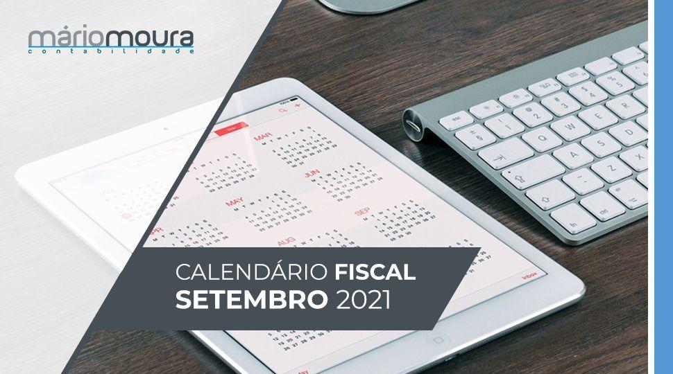 calendario fiscal setembro 2021