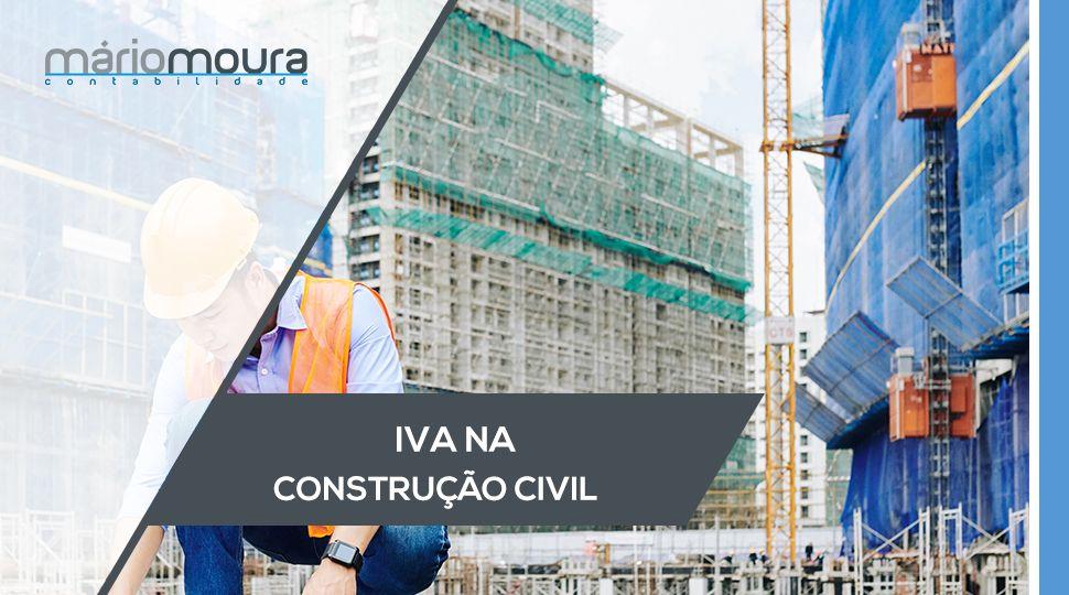 IVA na construção